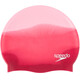 speedo Multi Colour Silicone Cap Women Ecstatic/Magenta/Pink Splash